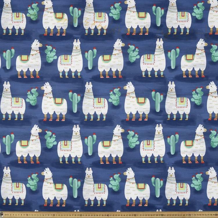 Llama Printed Decorator