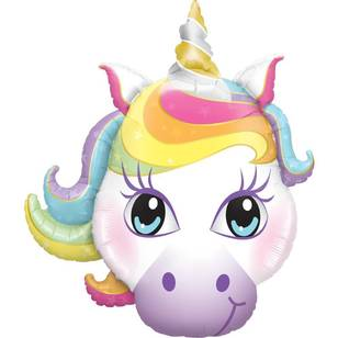 Qualatex Magical Unicorn Foil Balloon