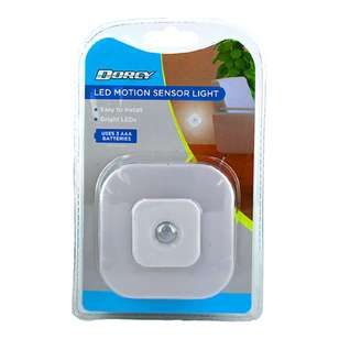 Dorcy 3AAA Square Sensor Light