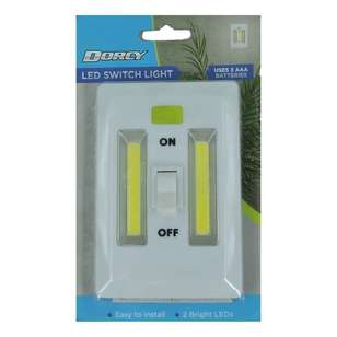 Dorcy 3 AAA LED Switch Light