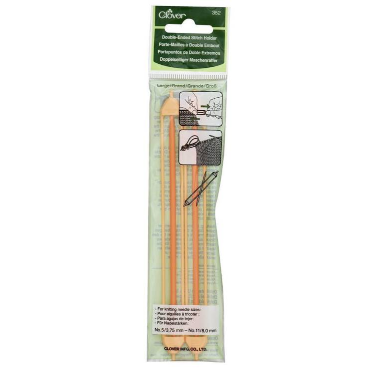 Clover Darning Double Ended Stitch Holder
