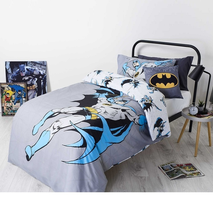 Batman Beware Quilt Cover Set