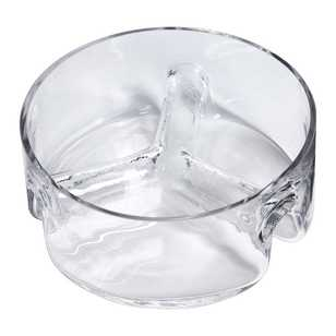 Cooper & Co Glass Round 17 cm Platter