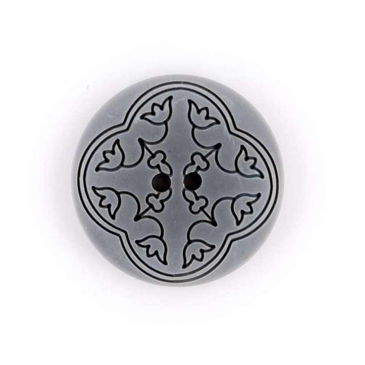 Hemline Canterbury Bells Button
