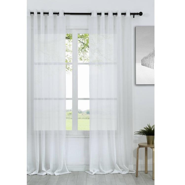 Caprice Montego Eyelet Curtain