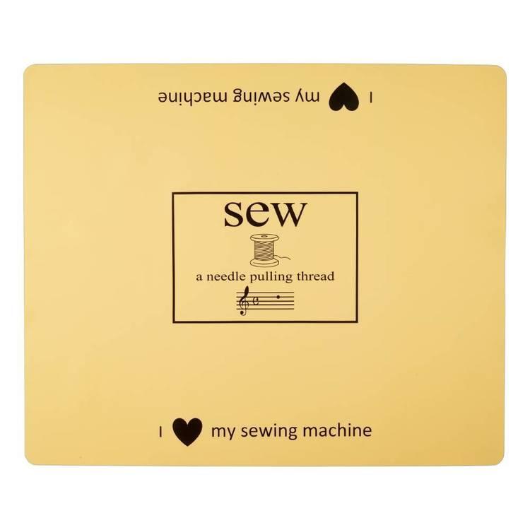 Sewing Machine Mat - Needle Thread - Everyday Bargain