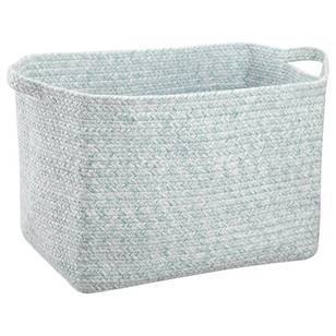 Bouclair Seaside Cotton String Storage Basket
