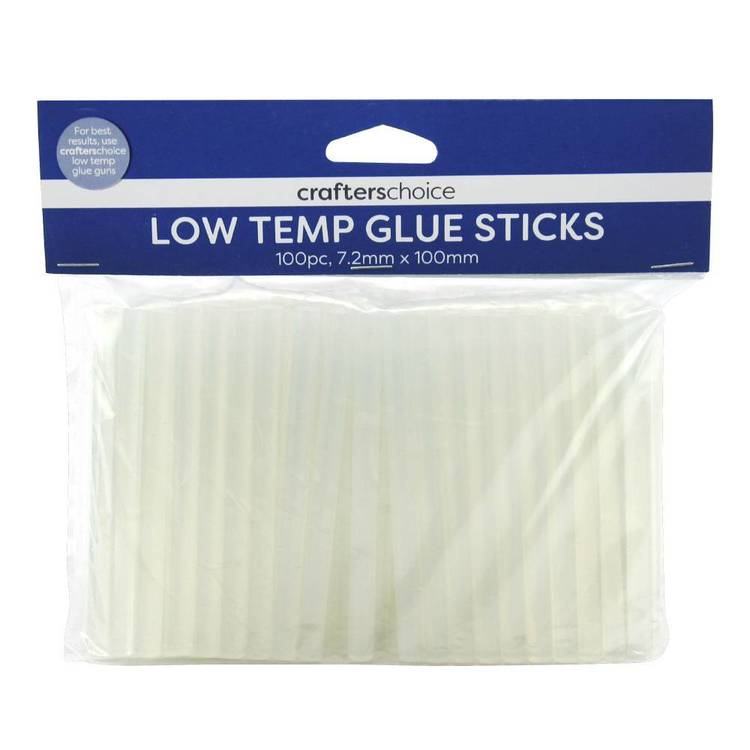 Crafters Choice Low Temperature Clear Glue Sticks