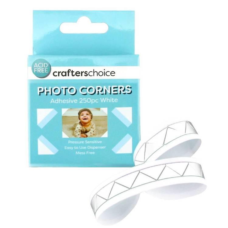 Crafters Choice Photo Corners