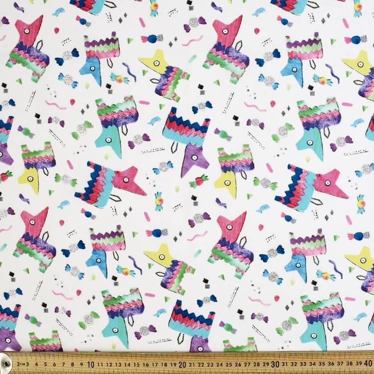 Laura Blythman Pinata Printed Quiltng Fabric
