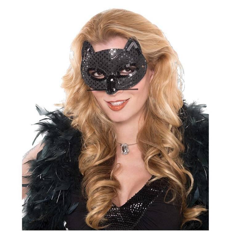 Amscan Mask Fancy Cat