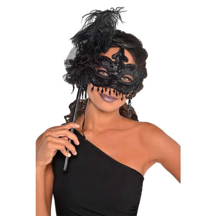 Amscan Mask Black Magic