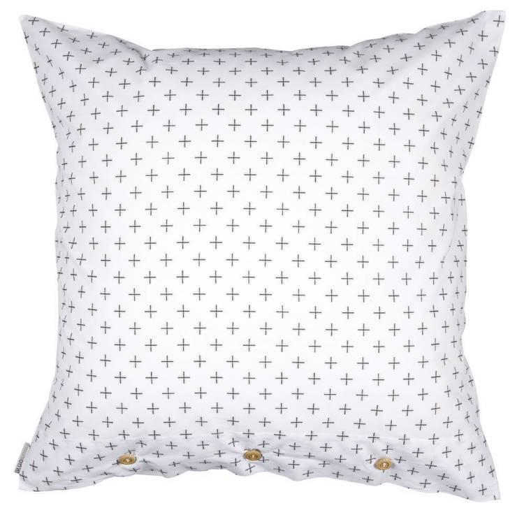 Dri Glo Appollo Check European Pillow Cover