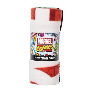 The Avengers Throw