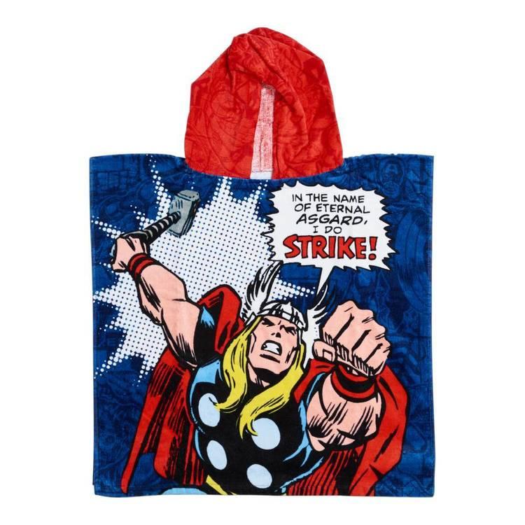 Avengers The Avengers Hooded Towel