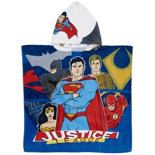 Justice League Hero Hooded Towel