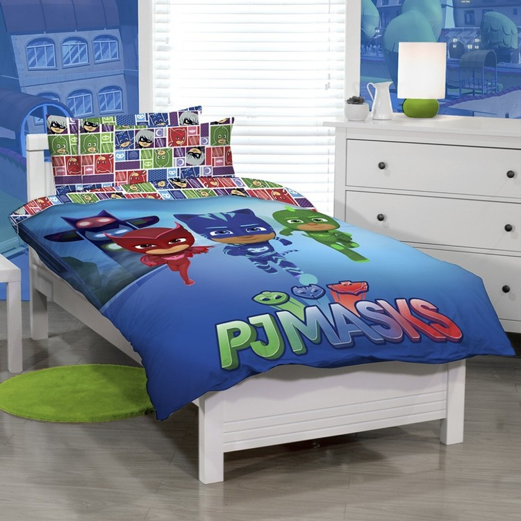 PJ Masks Quilt Cover Set