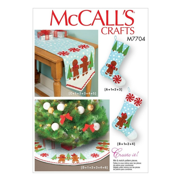 McCall's Pattern M7704 Stockings