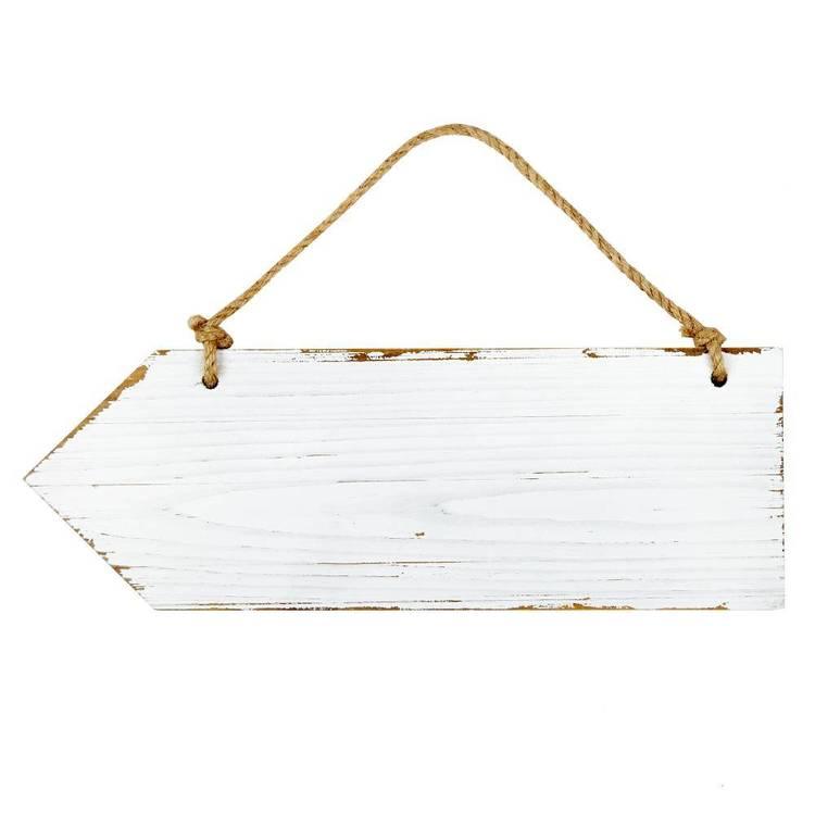 Arrow Shape Hanging Board