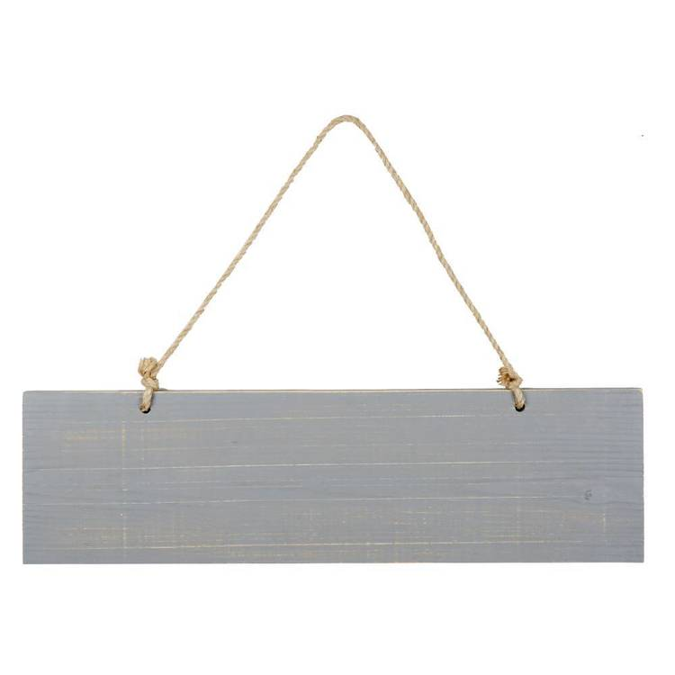 Rectangle 50 cm Hanging Board Grey 50 cm
