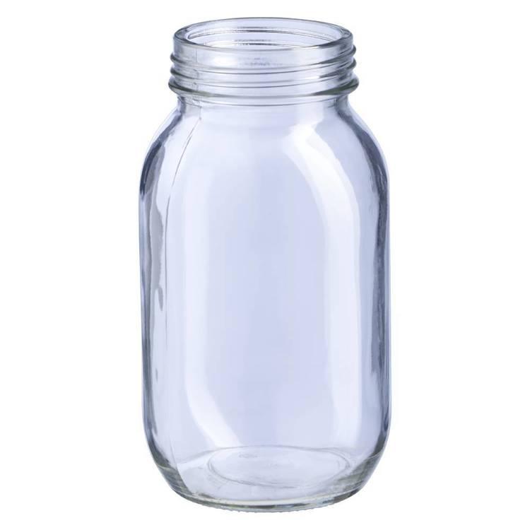 Clear Jar 18 cm