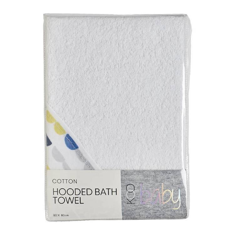 KOO Baby Rory Hooded Towel