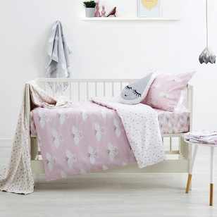 KOO Baby Lottie Cot Quilt Cover Set