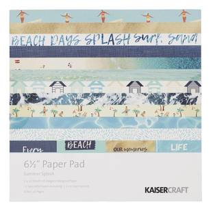 Kaisercraft Summer Splash Paper Pad