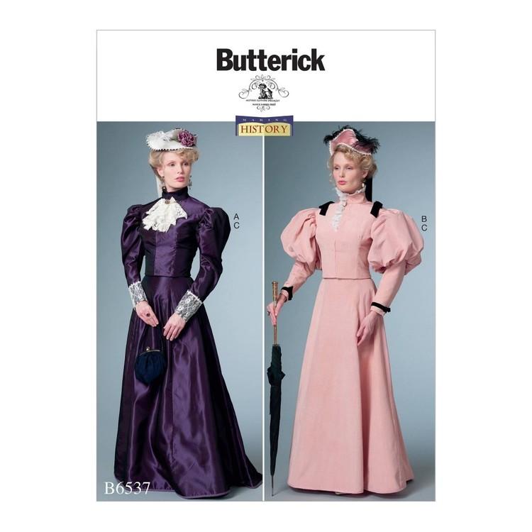 Butterick Pattern B6537 Misses' Costume