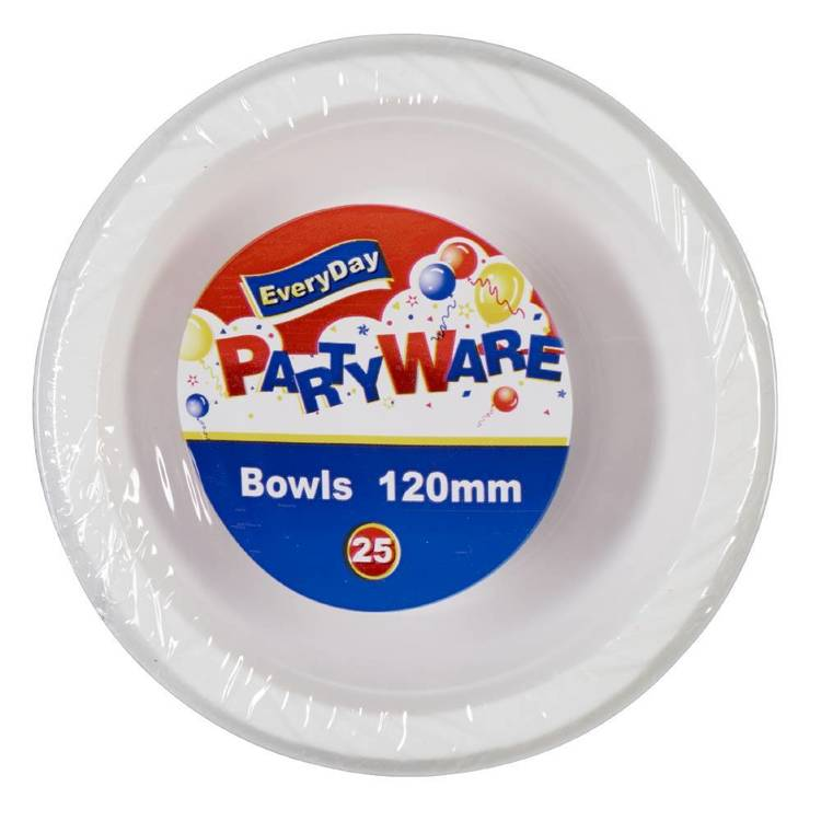 Partyware Snack Bowl 25 Pack