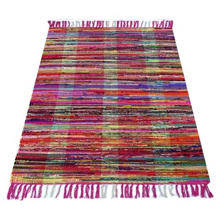 Chindi Multicoloured Rug