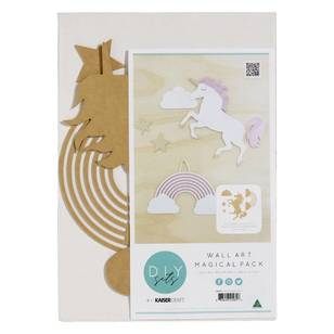 Kaisercraft Wall Art Magical Pack 34 x 48 cm