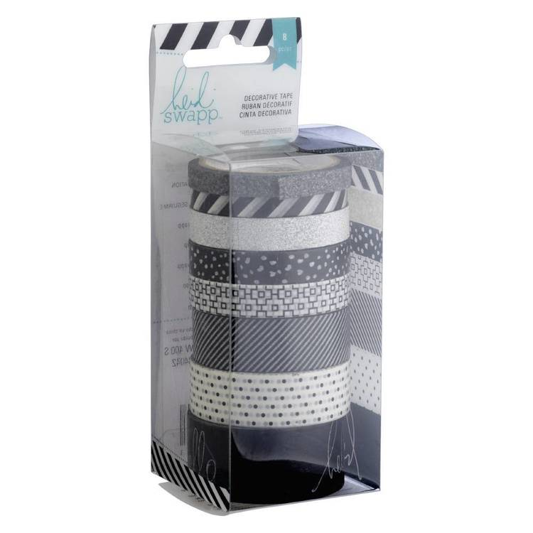 American Crafts Heidi Swapp Decorative Washi Tape