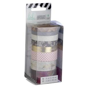 American Crafts Heidi Hawthorne Swapp Decorative Washi Tape