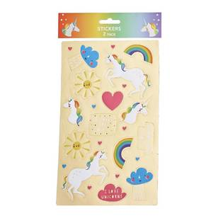 Rainbow Unicorn Sticker