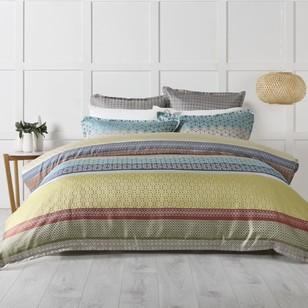 KOO Portobello Quilt Cover Set