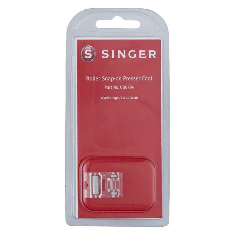 Singer Roller Snap On Presser Foot