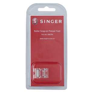 Singer Roller Snap On Presser Foot