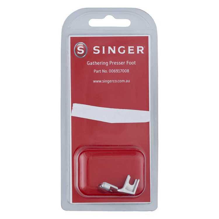 Singer Gathering Presser Foot
