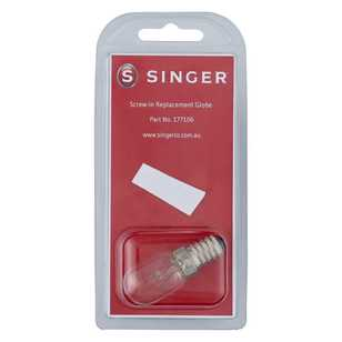 Singer Screw In Replacement Globe
