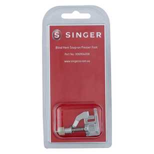 Singer Blind Hem Snap On Presser Foot