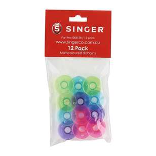 Singer Pack of 12 Bobbin