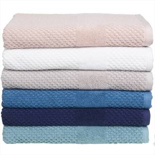 Luxury Living Jensen Towel Collection