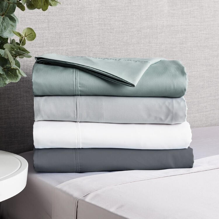 Luxury Living 1000 Thread Count Cotton Sheet Set