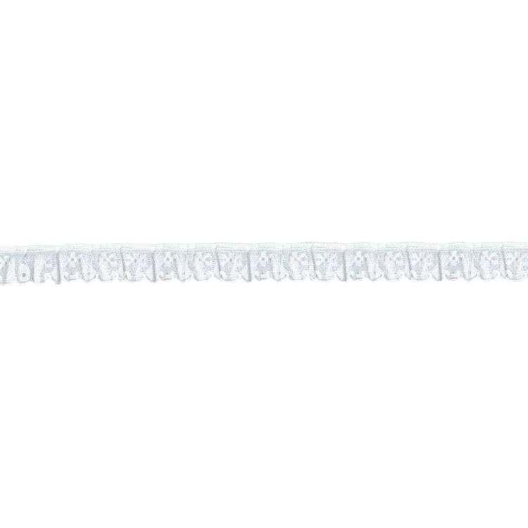 Birch Frilled Nylon Lace # 6