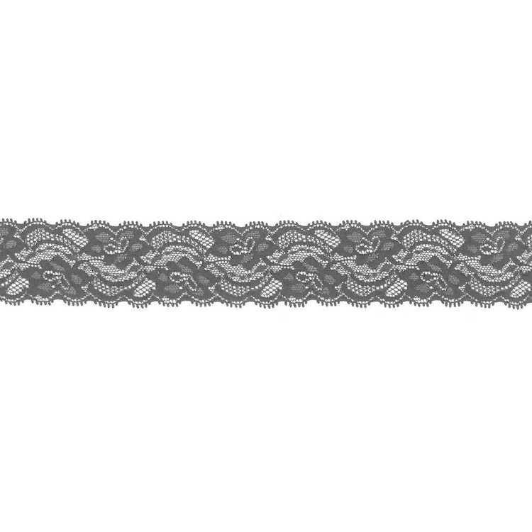 Birch Elastic Nylon Lace # 4
