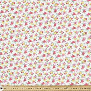 Country Garden Bunches Fabric