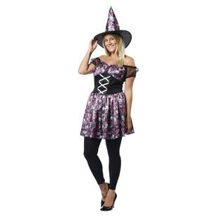 Spooky Hollow Woman Witch Costume
