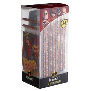 Disney The Incredibles Activity Cube Set