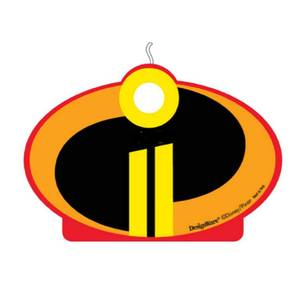 Disney Incredibles 2 Birthday Candle